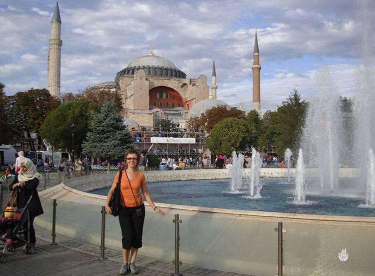 Турция. Стамбул.96