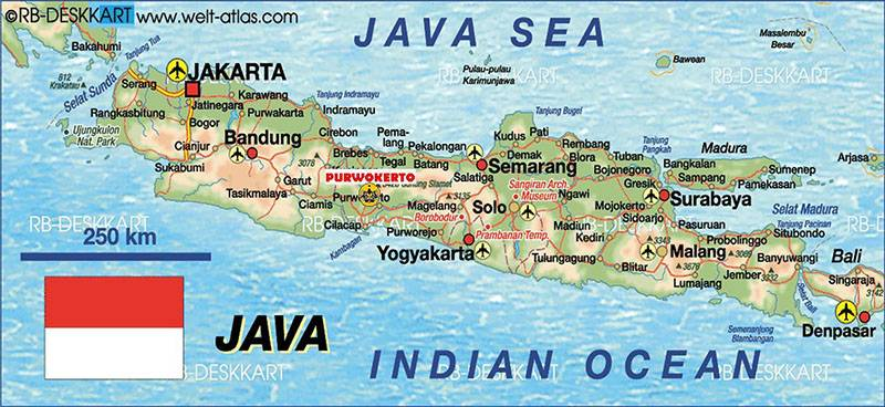 Java map 800x400
